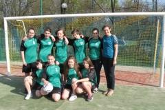 2014.04.08 - Mistrzostwa Głogowa w Piłce Nożnej Dziewcząt