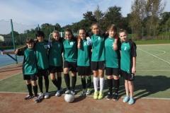 2014.09.24 - Mistrzostwa Głogowa w Piłce Nożnej Dziewcząt