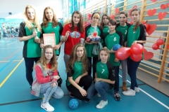 2015.02.14 VII Walentynkowy Turniej Piłki Ręcznej Dziewcząt