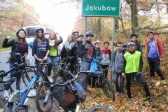 2015.10.30 Rajd rowerowy Jakubów