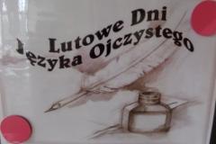 2016.02.25 Tydzień języka polskiego