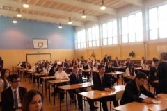 2016.04.18 Egzamin gimnazjalny