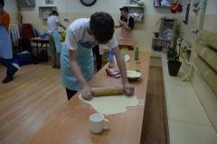 2017.01.24 Projekt kulinarny chłopców