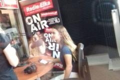 2017.09.08 narodowe czytanie w radio Elka
