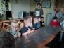 2017.10.28 Warsztaty pisania gęsim piórem dla przedszkolaków