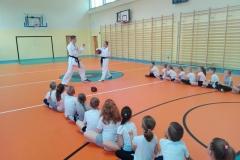 2018.05.15 Lekcja karate