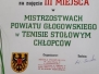 2019.02.25 Powiatowe Mistrzostwa w Tenisie Stołowym