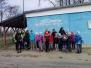 2019.03.21 Wyjście wolontariuszy do portu