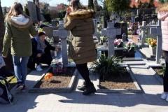 2019.04.02 Porządkujemy groby