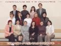 Nauczyciele 2007-2008