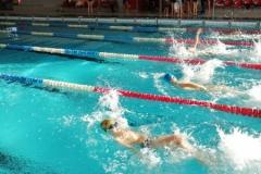 Pierwsze starty w Aqualidze