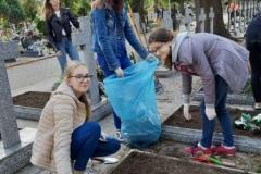 Sprzątanie grobów 2019