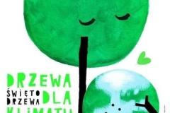 """Święto Drzewa pod hasłem """"Drzewa dla klimatu"""""""