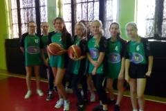 Turniej Piłki Koszykowej dziewcząt